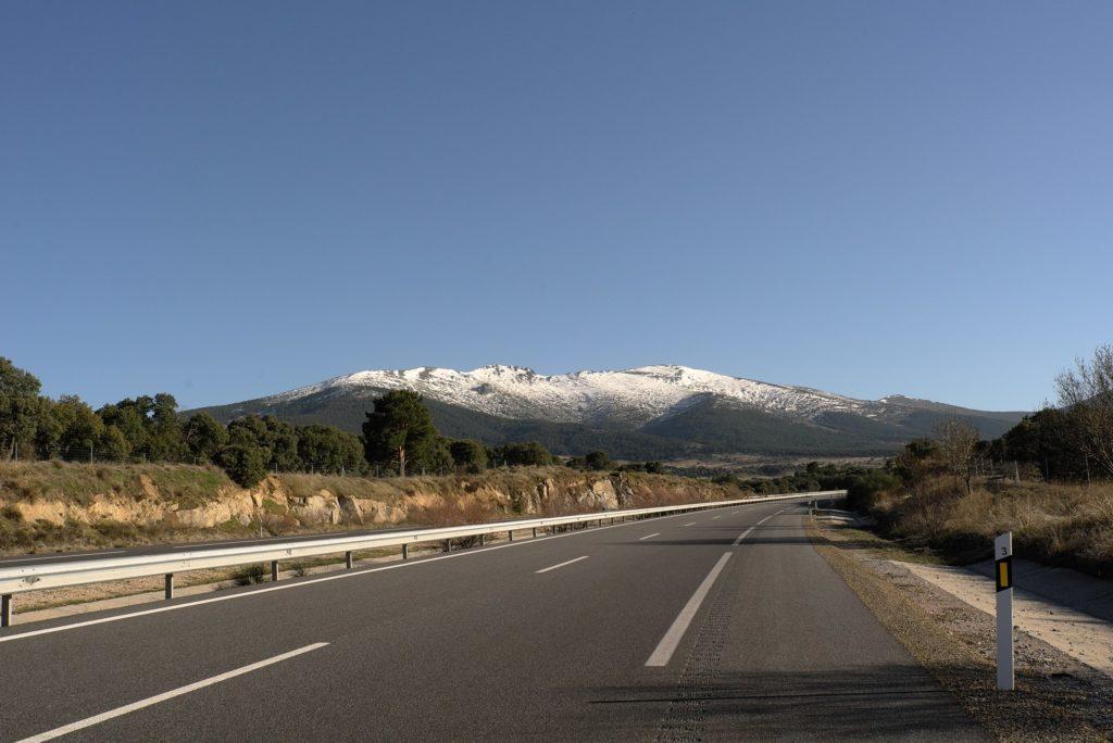 горы Гвадаррамы